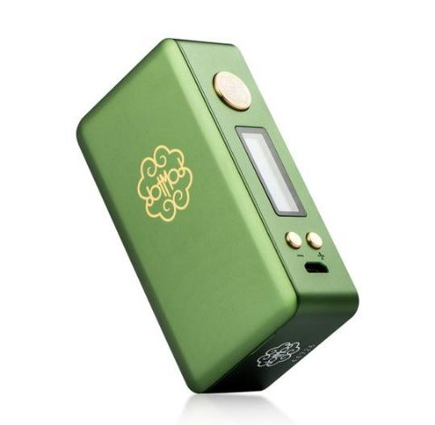 dotBox 75w - Green - Limited release